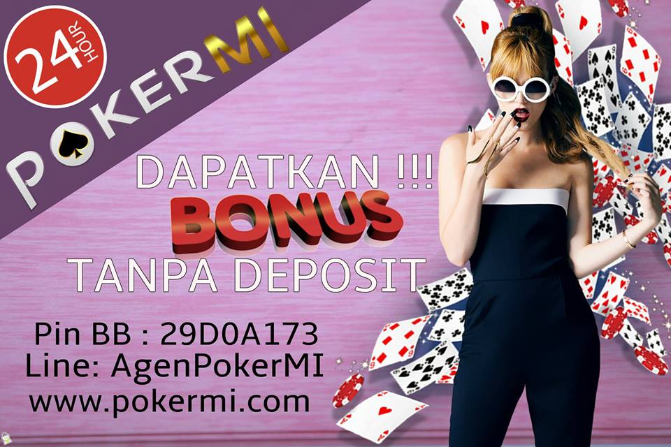 Menang Tanpa Modal Bersama Situs Judi Capsa Online Pokermi.com