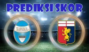 Prediksi SPAL vs Genoa 29 Oktober 2017