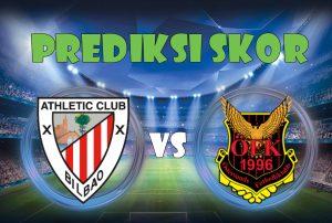 Prediksi Ath. Bilbao vs Ostersunds 3 November 2017