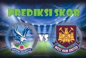 Prediksi Crystal Palace vs West Ham United 28 oktober 2017