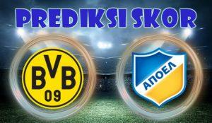 Prediksi Dortmund vs APOEL 2 November 2017