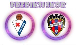 Prediksi Eibar vs Levante 30 Oktober 2017