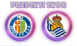 Prediksi Getafe vs Real Sociedad 29 Oktober 2017