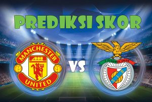 Prediksi Manchester United vs Benfica 1 November 2017