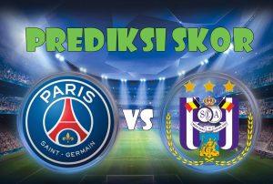 Prediksi PSG vs Anderlecht 1 November 2017