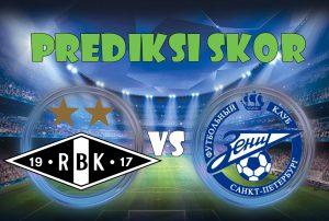 Prediksi Rosenborg vs Zenit 3 November 2017