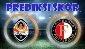 Prediksi Shaktar Donetsk vs Feyenoord 2 November 2017