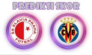Prediksi Slavia Prague vs Villarreal 3 November 2017
