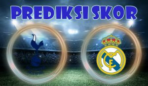 Prediksi Tottenham Hotspur vs Real Madrid 2 November 2017