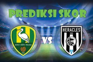 Prediksi ADO Den Haag vs Heracles 19 November 2017