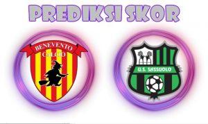 Prediksi Benevento vs Sassuolo 19 November 2017