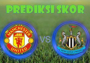 Prediksi Manchester United vs Newcastle 19 November 2017