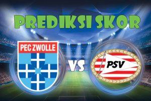 Prediksi PEC Zwolle vs PSV 19 November 2017