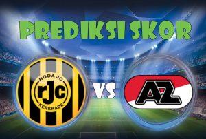Prediksi Roda JC vs AZ 19 November 2017