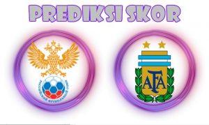 Prediksi Russia vs Argentina 11 November 2017