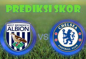 Prediksi West Brom vs Chelsea 18 November 2017