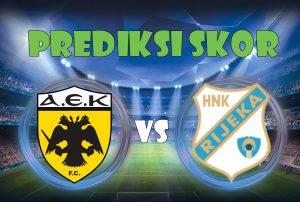 Prediksi AEK Athens vs Rijeka 24 November 2017