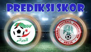 Prediksi Algeria vs Nigeria 11 November 2017