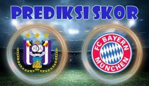 Prediksi Anderlecht vs Bayern Munchen 23 November 2017