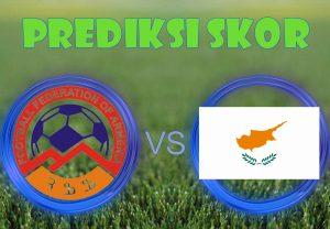 Prediksi Armenia vs Cyprus 13 November 2017