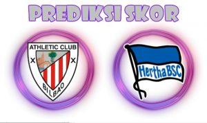Prediksi Athletic Bilbao vs Hertha BSC 24 November 2017