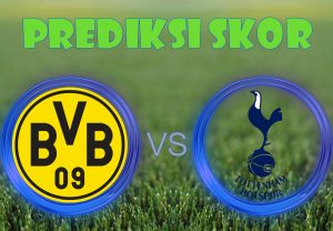 Prediksi Dortmund vs Tottenham 22 November 2017