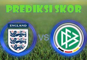 Prediksi England vs Germany 11 November 2017