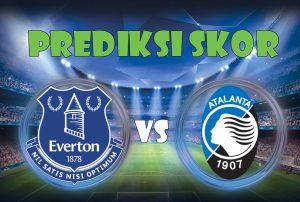 Prediksi Everton vs Atalanta 24 November 2017