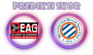 Prediksi Guingamp vs Montpellier 30 November 2017