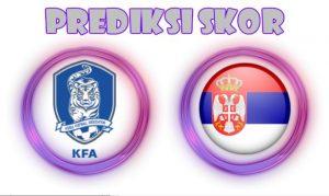 Prediksi Korea Republic vs Serbia 14 November 2017