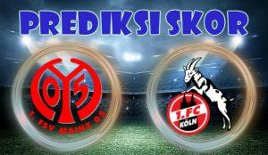 Prediksi Mainz 05 vs Koln 18 November 2017