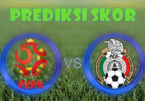 Prediksi Poland vs Mexico 14 November 2017