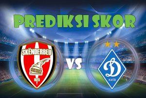 Prediksi Skenderbeu Korce vs Dynamo Kyiv 24 November 2017