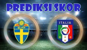 Prediksi Sweden vs Italy 11 November