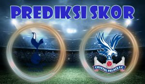Prediksi Tottenham vs Crystal Palace 5 November 2017