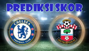Prediksi Chelsea vs Southampton 16 Desember 2017