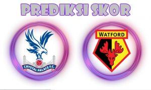 Prediksi Skor Crystal Palace vs Watford 13 Desember 2017