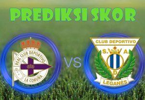 Prediksi Deportivo La Coruna vs Leganes 10 Desember 2017