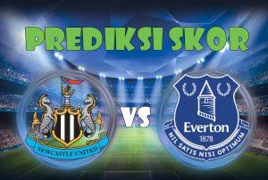 Prediksi Skor Newcastle United vs Everton 14 Desember 2017