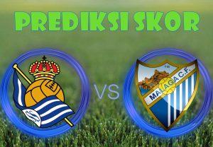 Prediksi Real Sociedad vs Malaga 10 Desember 2017