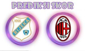 Prediksi Rijeka vs Milan 8 Desember 2017