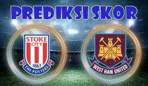 Prediksi Stoke City vs West Ham United 16 Desember 2017
