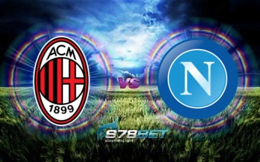 Prediksi Milan vs Napoli 30 Januari 2019
