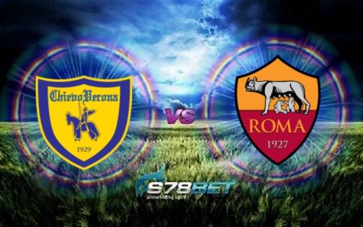 Prediksi Skor Chievo vs Roma 09 Februari 2019