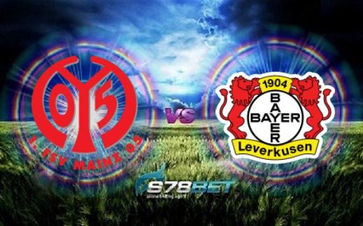 PrediksiSkorMainz 05 vs Bayer Leverkusen 09 Februari 2019