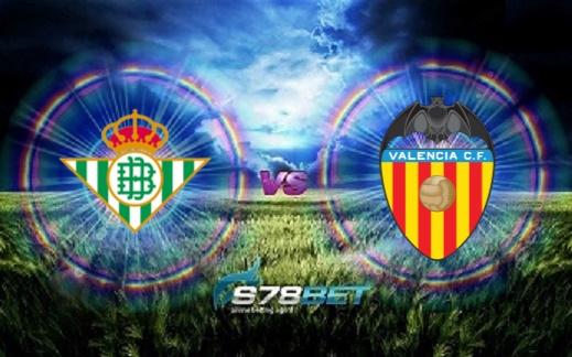 PrediksiSkorReal Betis vs Valencia 08 Februari 2019