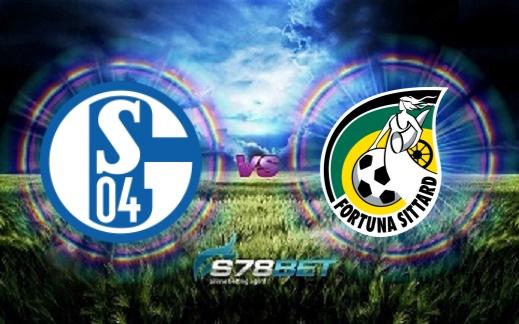 PrediksiSkorSchalke 04 vs Fortuna Sittard 07 Februari 2019